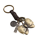 cheap Key Chains-Key Chain Key Chain Butterfly Metal Vintage / Retro 1 pcs Pieces Unisex Gift