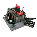 povoljno Building Blocks-Kocke za slaganje Poučna igračka 519 pcs Kuća kompatibilan Legoing Dječaci Djevojčice Igračke za kućne ljubimce Poklon