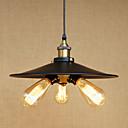 baratos Luzes Pingente-3-luz Luzes Pingente Luz Ambiente - Estilo Mini, Designers, 110-120V / 220-240V Lâmpada Incluída / 15-20㎡ / E26 / E27