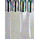 baratos Adesivos de Unhas-1pcs Autocolantes de Unhas 3D arte de unha Manicure e pedicure Fashion Diário / Etiquetas de unhas 3D
