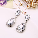 cheap Wedding Shoes-Women's Drop Earrings - Basic, Cute Silver For Wedding / Party / Halloween / Daily