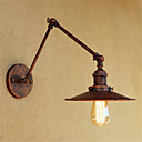 halpa Seinävalaisimet-Rustiikki / Kantri / Retro Swing Arm -valot Metalli Wall Light 110-120V / 220-240V 40W