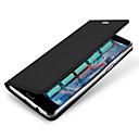 olcso Mobiltelefon tokok & Képernyő védők-Case Kompatibilitás OnePlus / Egy Plus 3 Kártyatartó / Automatikus készenlét / ébresztés / Flip Héjtok Egyszínű Kemény PU bőr mert One Plus 3T / One Plus 3 / OnePlus