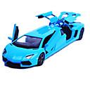 baratos Carros de brinquedo-Carros de Brinquedo / Modelo de Automóvel Caminhão / SUV Carro / Cavalo Clássico / Simulação / Música e luz Clássico Unisexo