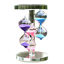 preiswerte Magische Tricks-Sanduhr Kreativ Glas Jungen Mädchen Spielzeuge Geschenk