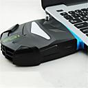 baratos Gadgets USB-Partes de Refrigeração Preto Azul Branco