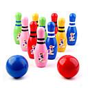 baratos Jogos de Tabuleiro-Novidades De madeira 1pcs Crianças Para Meninos Dom