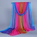 halpa Huivit-Naisten Sievä Neliskulmainen Painettu Silkki
