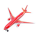 cheap Toy Airplanes-CAIPO Toy Airplane 777 Plane / Aircraft Music & Light / Simulation Unisex
