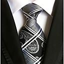 baratos Adesivos de Unhas-Homens Festa / Trabalho / Básico Gravata Listrado