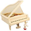 baratos Caixas de Musica-Caixa de música Coração Clássico Crianças Adulto Infantil Dom Unisexo