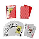 Χαμηλού Κόστους Παιχνίδια καρτών και πόκερ-Πόκερ Παιχνίδια Τετράγωνο Πλαστική ύλη Κομμάτια Γιούνισεξ Δώρο