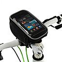 cheap Bike Handlebar Bags-ROSWHEEL Cell Phone Bag / Bike Handlebar Bag 5 inch Touch Screen Cycling for iPhone 8/7/6S/6 / Waterproof Zipper