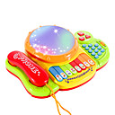 cheap Toy Instruments-Toy Phone / Educational Toy Plastic Kid's Unisex Gift