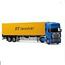 baratos Caminhões de brinquedo e veículos de construção-H1 / Hua Yi Caminhão Escavadeiras Caminhão de carga Caminhões & Veículos de Construção Civil Carros de Brinquedo Modelo de Automóvel