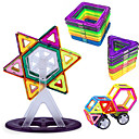 cheap Magnetic Building Blocks-Magnetic Blocks / Building Blocks / Educational Toy 93pcs Magnetic / DIY / Novelty Classic & Timeless Gift