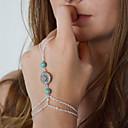 preiswerte Modische Armbänder-Damen Ring-Armbänder - Europäisch Armbänder Silber Für Alltag Normal