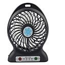 baratos Ventilador-usb mini ventilador de eletricidade de lítio portátil fã cintura de energia móvel cobrando tesouro
