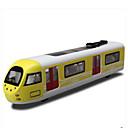 baratos Trens de brinquedo e conjuntos de trem-Brinquedos Veiculo de Construção Brinquedos Música e luz Quadrada Plástico Peças Dom