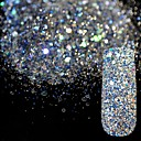cheap Nail Glitter-Sequins / Powder Classic Nail Art Design Daily