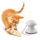 저렴한 고양이 장난감-인터랙티브 훈련 전자 플라스틱 제품 고양이 / 새끼 고양이