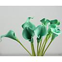 baratos Flor artificiali-Flores artificiais 10 Ramo Estilo Moderno Lírios Flor de Mesa
