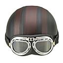 저렴한 헬맷 & 마스크-하프헬맷 ABS 오토바이 헬멧