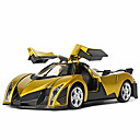 abordables Carros de juguete-Coches de juguete Coche de carreras Coche Música y luz Unisex