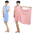 זול מגבות מקלחת-איכות מעולה חלוק רחצה, אחיד 100% סיב מיקרו חדר אמבטיה