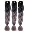 זול צמות שיער-קלאסי צמות תיבת איכות גבוהה תוספות שיער משיער אנושי צמות טוויסט שיער צמות יומי