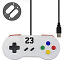 abordables Accesorios Nintendo 3DS-USB Controles Joytick - Nintendo 3DS Empuñadura de Juego Con cable #