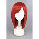 cheap Costume Wigs-Synthetic Wig / Cosplay & Costume Wigs Straight Synthetic Hair Red Wig Women's Short Capless