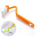 baratos Acessórios para Banheiro-Escovas e acionistas WC Contemporânea Plástico