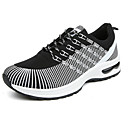 cheap Men's Athletic Shoes-Men's Nubuck leather Spring / Fall Comfort Athletic Shoes Running Shoes White / Orange / Blue