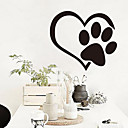 cheap Wall Stickers-Animals Leisure Holiday Wall Stickers Plane Wall Stickers Decorative Wall Stickers 3D, Paper Home Decoration Wall Decal Wall Window