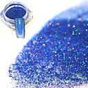 baratos Glitter para Unhas-1pç Pó / Glitter Powder / Nail Glitter Brilho & Glitter / Laser Holographic Nail Art Design