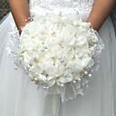 baratos Decorações de Bolo-Bouquets de Noiva Buquês / Outros / Flor Artificial Casamento / Festa / Noite Material / Renda 0-20cm