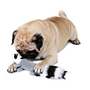 cheap Dog Clothes-Plush Toys Squeaking Toy Cute Squeak / Squeaking Squirrel Squirrel Fabric For Cat Dog