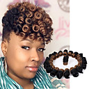 cheap Hair Braids-curlkalon crochet braids 10inch kenzie curl kanekalon braiding hair synthetic braids crochet hair extensions 20roots pack bouncy twist haar extension
