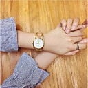 levne Náhrdelníky-Dámské Křemenný Unikátní Creative hodinky Náramkové hodinky čínština Hodinky na běžné nošení Nerez Kapela Vintage kreativita Na běžné
