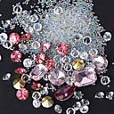baratos Módulos-1 pcs Jóias de Unhas arte de unha Manicure e pedicure Diário Glitters / Metálico / Fashion / Jóias de unha
