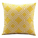cheap Pillow Covers-1 pcs Cotton / Linen Pillow Cover / Pillow Case, Novelty / Classic / Fashion Vintage / Casual / Retro