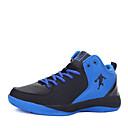 abordables Zapatillas de Deportiva de Hombre-Hombre PU Primavera / Otoño Confort Zapatillas de Atletismo Baloncesto Negro / Rojo / Negro / blanco / Negro / azul