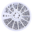 cheap Rhinestone & Decorations-1 pcs Nail Jewelry Fashion Daily Nail Art Design
