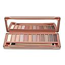 cheap Eyeshadows-12 Colors Eyeshadow Palette / Powders Eye Daily Makeup / Smokey Makeup Makeup Cosmetic