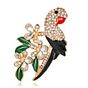 cheap Pins and Brooches-Women's Brooches - Animal Unique Design, Fashion, Euramerican Brooch Assorted Color For Special Occasion / Event / Party / Daily / Casual