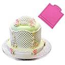 preiswerte Kuchenbackformen-Backwerkzeuge Silikon Gummi / Silikon nicht-haftend / Backen-Werkzeug / Antihaft Plätzchen / Chocolate / Für Kochutensilien Kuchenformen