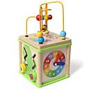 baratos Brinquedos Ábaco-Blocos de Construir Quadrada Tamanho Grande Para Meninas Brinquedos Dom