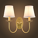 cheap Wall Sconces-Rustic / Lodge / Simple / Traditional / Classic Wall Lamps & Sconces Metal Wall Light 220V / 110V 60W
