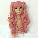 cheap Tools & Accessories-Synthetic Wig Wavy Synthetic Hair Wig Women's Medium Length Capless